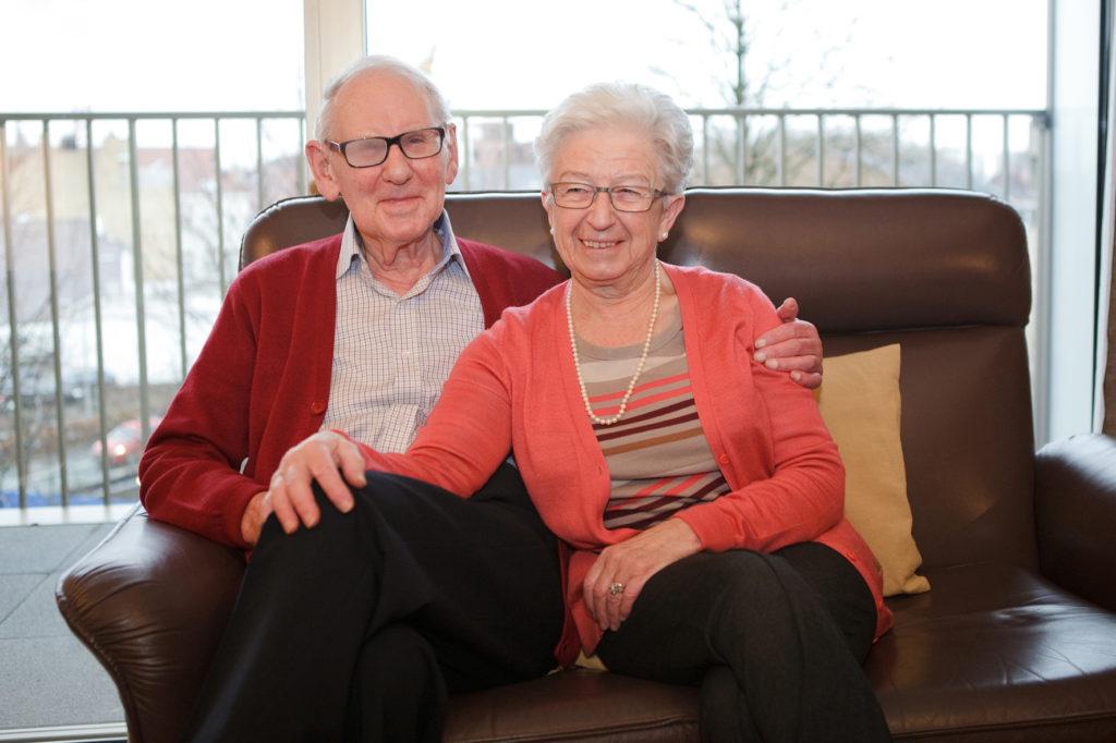 Erkende zorgvoorzieningen voor senioren